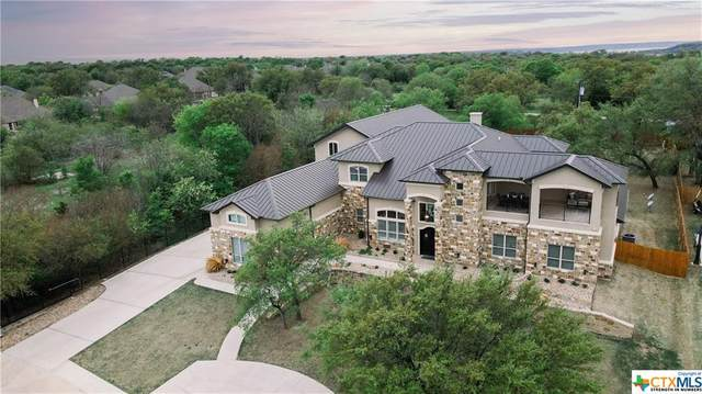 530 King's Cove Cove, Belton, TX 76513 (MLS #435074) :: Kopecky Group at RE/MAX Land & Homes