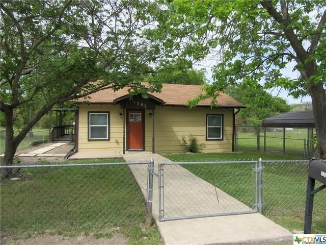 1302 & 1304 E Avenue F, Temple, TX 76501 (MLS #435078) :: Texas Real Estate Advisors