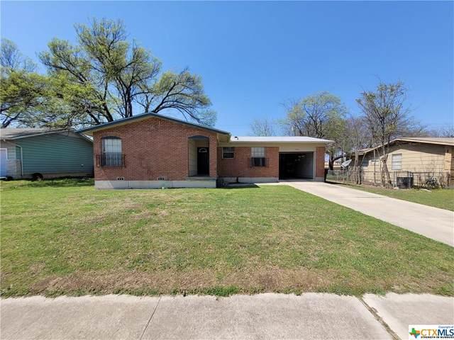 1201 Santa Rosa Drive, Killeen, TX 76541 (MLS #435097) :: The Myles Group