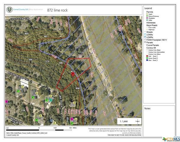 872 Lime Rock, Canyon Lake, TX 78133 (MLS #435191) :: Kopecky Group at RE/MAX Land & Homes