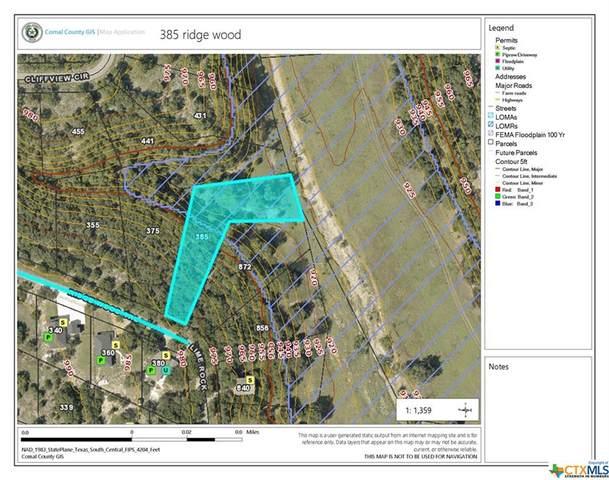 385 Ridge Wood Trail, Canyon Lake, TX 78070 (MLS #435194) :: Kopecky Group at RE/MAX Land & Homes