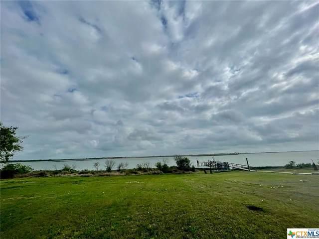 Lot 20 Blue Heron, Port Lavaca, TX 77979 (#435352) :: First Texas Brokerage Company