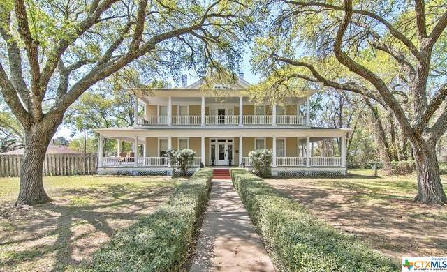 711 Hanover Street, Edna, TX 77957 (MLS #435379) :: Texas Real Estate Advisors