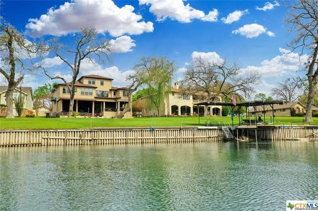 380 Rio Drive, New Braunfels, TX 78130 (MLS #435384) :: The Zaplac Group