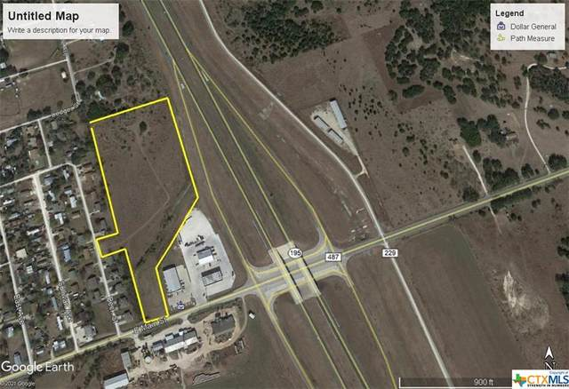 11.194 Acres Fm 487, Florence, TX 76527 (MLS #435407) :: The Real Estate Home Team