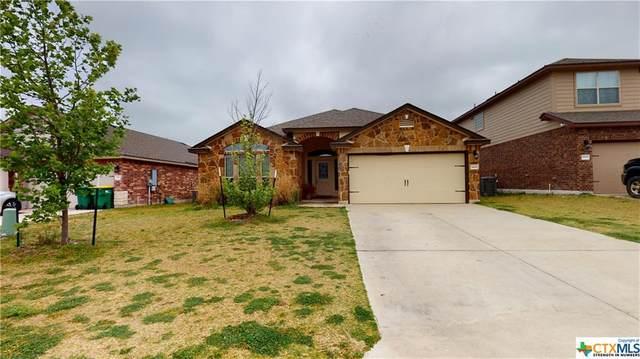 5105 Fenton Lane, Belton, TX 76513 (MLS #435421) :: The Real Estate Home Team