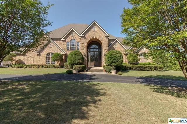 14146 Settlements Road, Salado, TX 76571 (#435527) :: Realty Executives - Town & Country