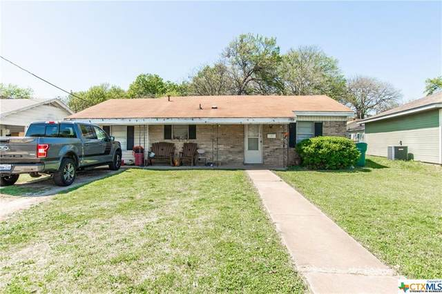 1210 Woodall Street, Belton, TX 76513 (MLS #435539) :: Kopecky Group at RE/MAX Land & Homes
