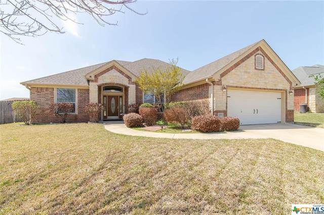 206 Sugar Maple Court, Nolanville, TX 76559 (MLS #435560) :: The Zaplac Group