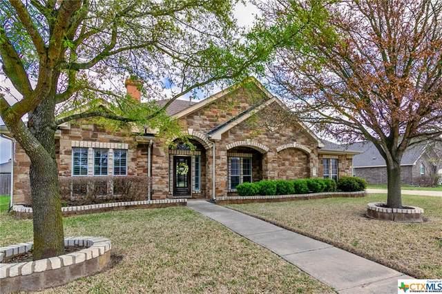 1106 Enclave Way, Hutto, TX 78634 (MLS #435577) :: Kopecky Group at RE/MAX Land & Homes