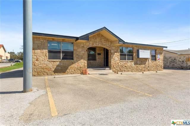 905 S Main Street, Copperas Cove, TX 76522 (MLS #435607) :: Texas Real Estate Advisors
