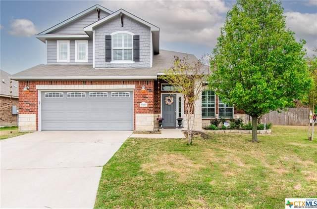 5833 Fair Hill Drive, Temple, TX 76502 (#435659) :: First Texas Brokerage Company
