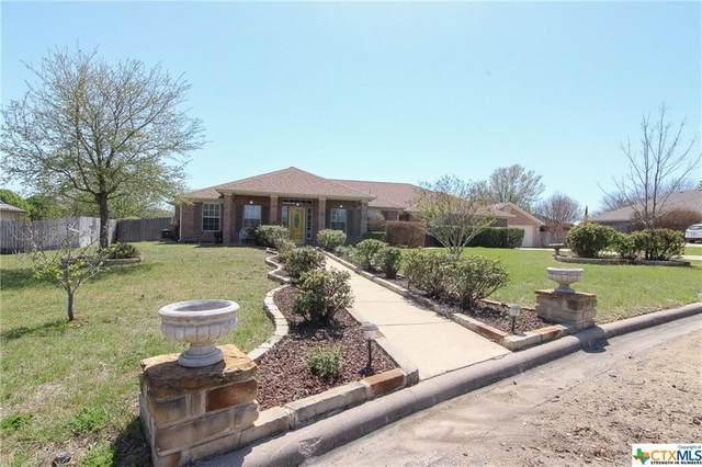 116 Doc Holliday Drive, Nolanville, TX 76559 (MLS #435704) :: Vista Real Estate