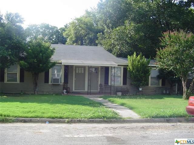 1440 Jackson Street, New Braunfels, TX 78130 (MLS #435719) :: Texas Real Estate Advisors