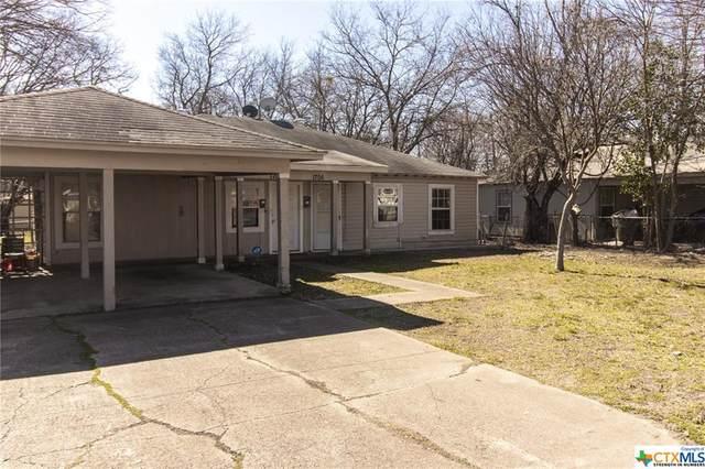 1706 Alamo Avenue, Killeen, TX 76541 (MLS #435725) :: Texas Real Estate Advisors