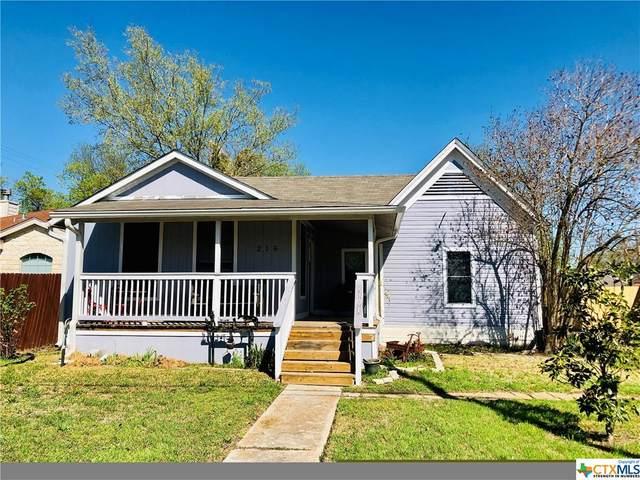 216 N Doak Street, Taylor, TX 76574 (#435737) :: Azuri Group | All City Real Estate