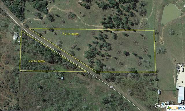 002 Old Yoakum Road, Cuero, TX 77954 (MLS #435790) :: The Zaplac Group