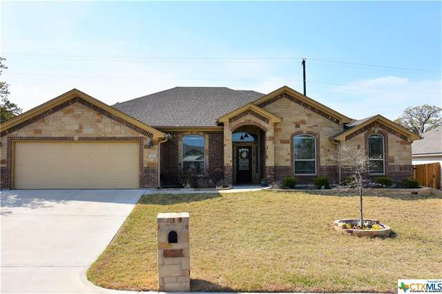 3013 Mystic Mountain Lane, Belton, TX 76513 (MLS #435816) :: Texas Real Estate Advisors