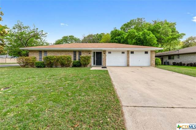 3722 Fairway Drive, Temple, TX 76502 (MLS #435832) :: The Zaplac Group