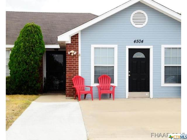 4504 Hondo Drive, Killeen, TX 76549 (MLS #435836) :: Texas Real Estate Advisors