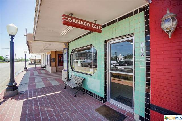 118 S 3rd Street, Ganado, TX 77962 (MLS #435853) :: Rutherford Realty Group