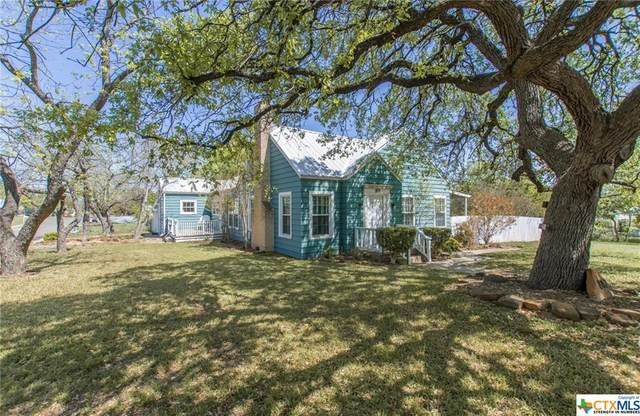 807 W North Avenue, Lampasas, TX 76550 (#435867) :: Realty Executives - Town & Country
