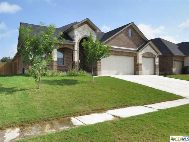 6205 Morganite Lane, Killeen, TX 76542 (MLS #435891) :: Kopecky Group at RE/MAX Land & Homes