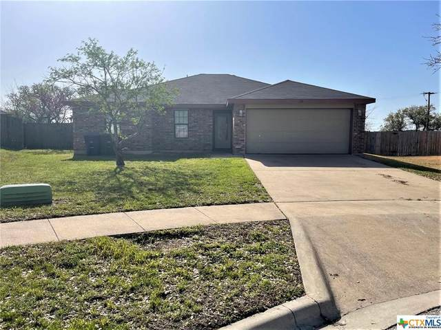 1201 Travis Circle, Copperas Cove, TX 76522 (MLS #436003) :: Kopecky Group at RE/MAX Land & Homes