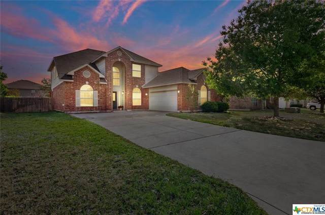 513 Weeping Willow Drive, Temple, TX 76502 (#436012) :: First Texas Brokerage Company