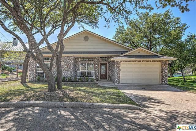 46 S Cliffwood Circle, Belton, TX 76513 (#436017) :: First Texas Brokerage Company