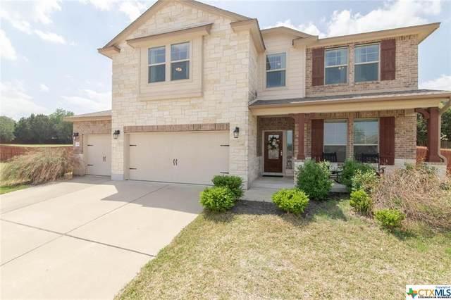 3622 Quail Ridge, Harker Heights, TX 76548 (MLS #436056) :: The Zaplac Group