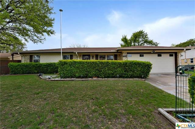 2833 Veterans Avenue, Copperas Cove, TX 76522 (MLS #436091) :: The Zaplac Group
