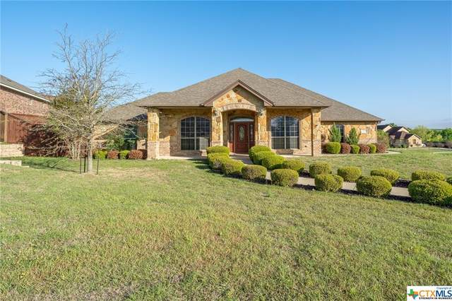 8002 Ridgeway Court, Nolanville, TX 76559 (MLS #436122) :: The Zaplac Group