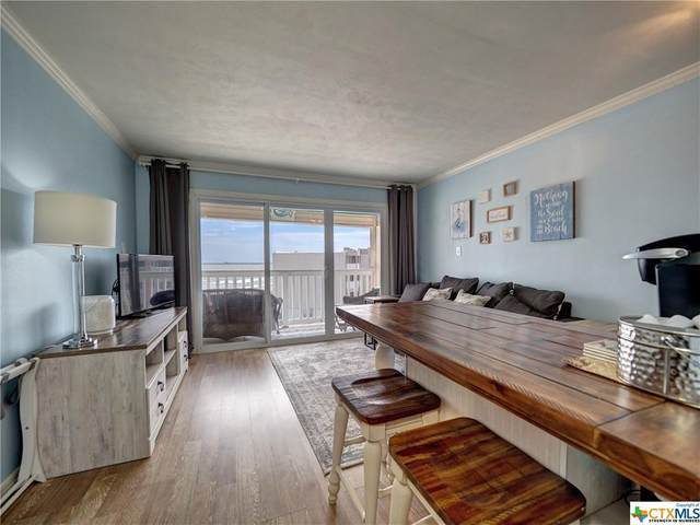 3938 Surfside Boulevard #2306, Corpus Christi, TX 78402 (MLS #436130) :: Kopecky Group at RE/MAX Land & Homes