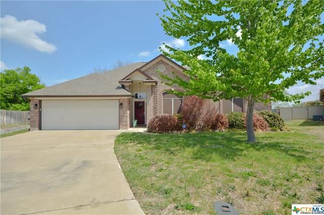 601 Lantana Street, Harker Heights, TX 76548 (MLS #436154) :: The Real Estate Home Team
