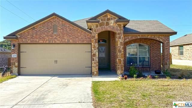 109 Christopher Drive, Killeen, TX 76542 (MLS #436218) :: Kopecky Group at RE/MAX Land & Homes