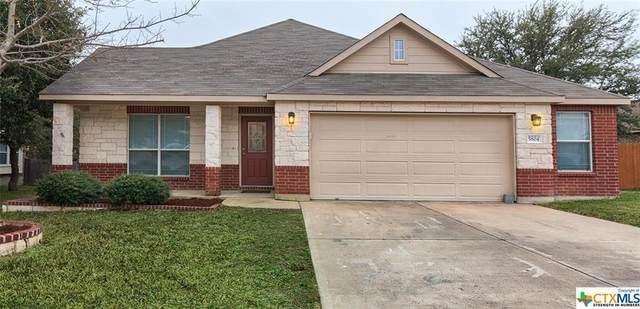 5804 Bedrock Drive, Killeen, TX 76542 (MLS #436222) :: Kopecky Group at RE/MAX Land & Homes