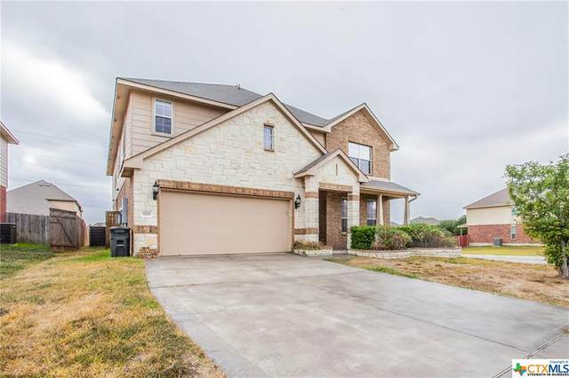 818 Red Fern Drive, Harker Heights, TX 76548 (MLS #436278) :: The Real Estate Home Team