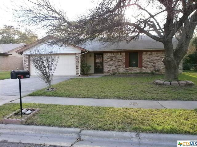 1408 Janet Lane, Copperas Cove, TX 76522 (MLS #436303) :: Kopecky Group at RE/MAX Land & Homes