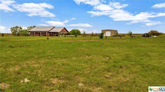 173 Koutney Road, Inez, TX 77968 (MLS #436310) :: Kopecky Group at RE/MAX Land & Homes