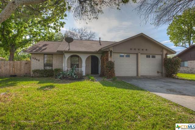 1242 Hollyhock Lane, New Braunfels, TX 78130 (#436336) :: Realty Executives - Town & Country