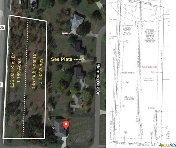 125 Oak Knot Drive, New Braunfels, TX 78132 (MLS #436344) :: The Real Estate Home Team