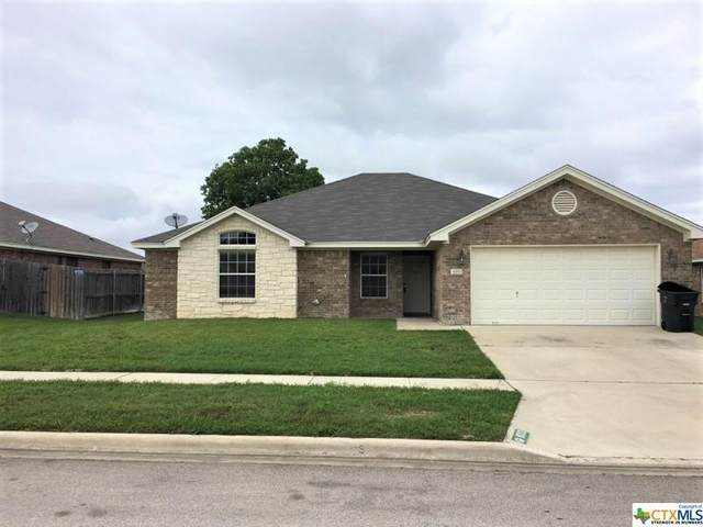 603 Aries Avenue, Killeen, TX 76542 (MLS #436370) :: Kopecky Group at RE/MAX Land & Homes