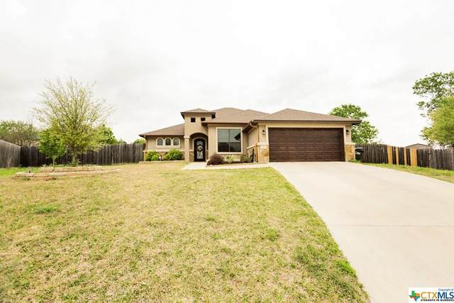 207 Coffee Tree Court, Nolanville, TX 76559 (MLS #436376) :: The Real Estate Home Team