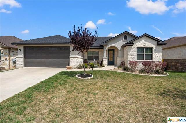 325 Ow Lowrey, Salado, TX 76571 (MLS #436393) :: Texas Real Estate Advisors