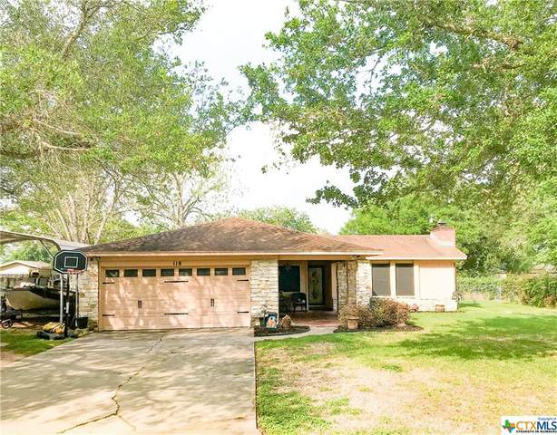 118 Elaine Street, Victoria, TX 77904 (MLS #436411) :: Kopecky Group at RE/MAX Land & Homes