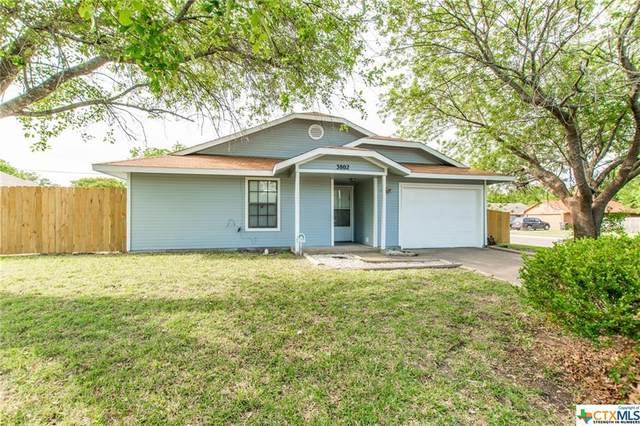3802 London Lane, Killeen, TX 76543 (MLS #436439) :: Texas Real Estate Advisors