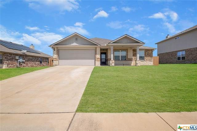 701 W Orion Drive, Killeen, TX 76542 (MLS #436444) :: Kopecky Group at RE/MAX Land & Homes