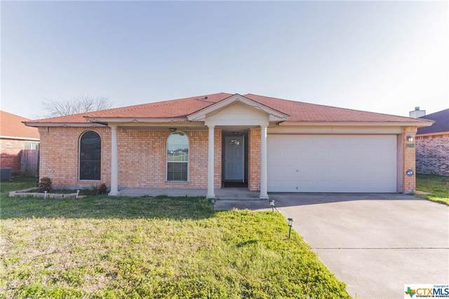 3700 Iredell Drive, Killeen, TX 76543 (MLS #436445) :: The Real Estate Home Team
