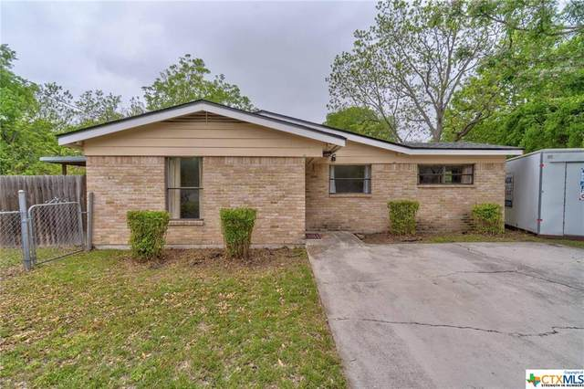 208 Hackberry Street, Lockhart, TX 78644 (MLS #436578) :: The Myles Group